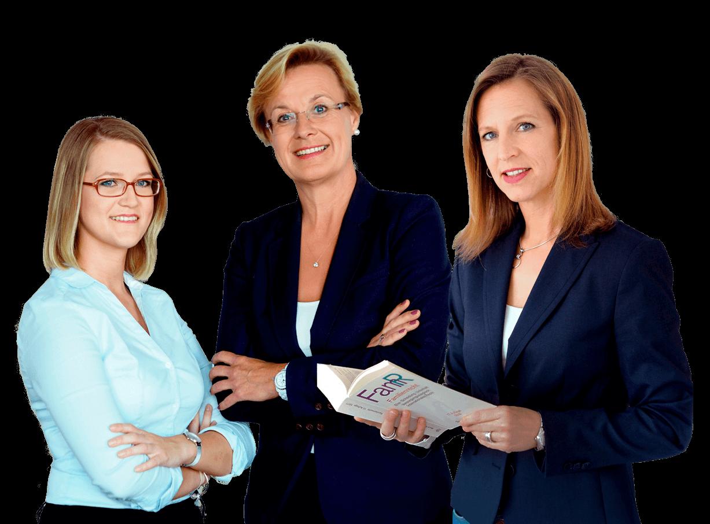 Kanzlei Jensen Scheidung Team